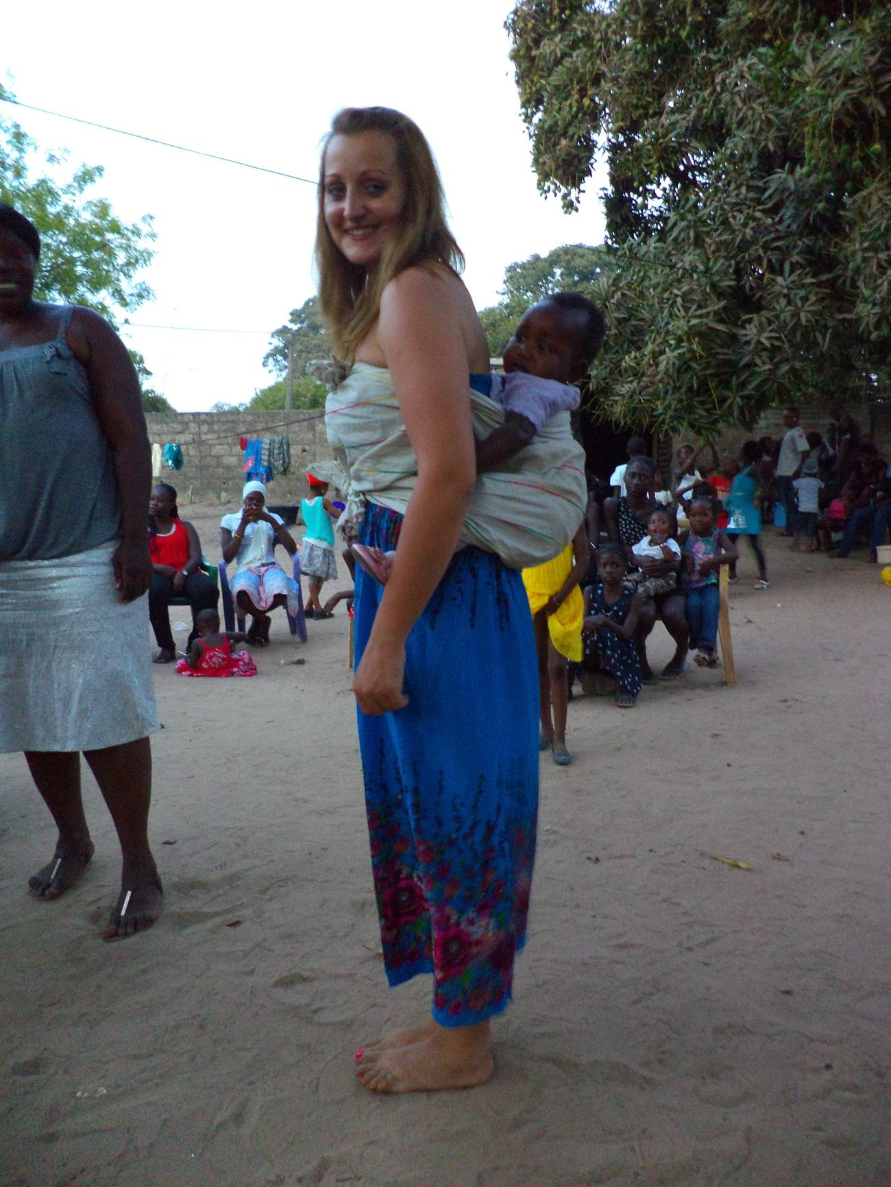 Cultural Exchange in The Gambia