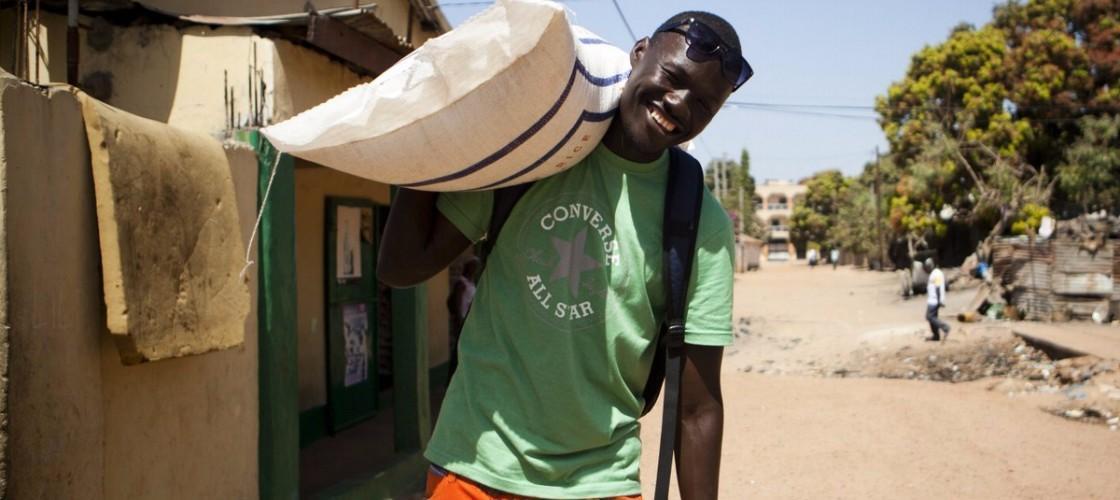 Volunteer West Africa